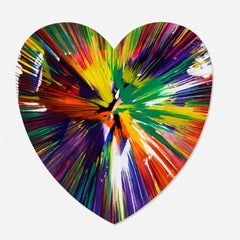 Heart Spin Painting
