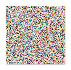 Beverly Hills (H5-2), Diasec-mounted Giclée Print, Contemporary Art, Abstraction