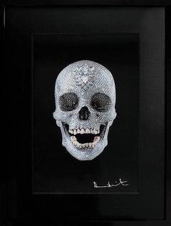Damien Hirst, 3D 'For The Love Of God' Lenticular Skull, 2012