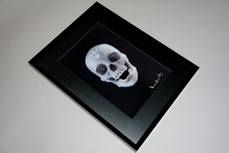 Damien Hirst, 3D Skull, (2012) - Contemporary Print by Damien Hirst