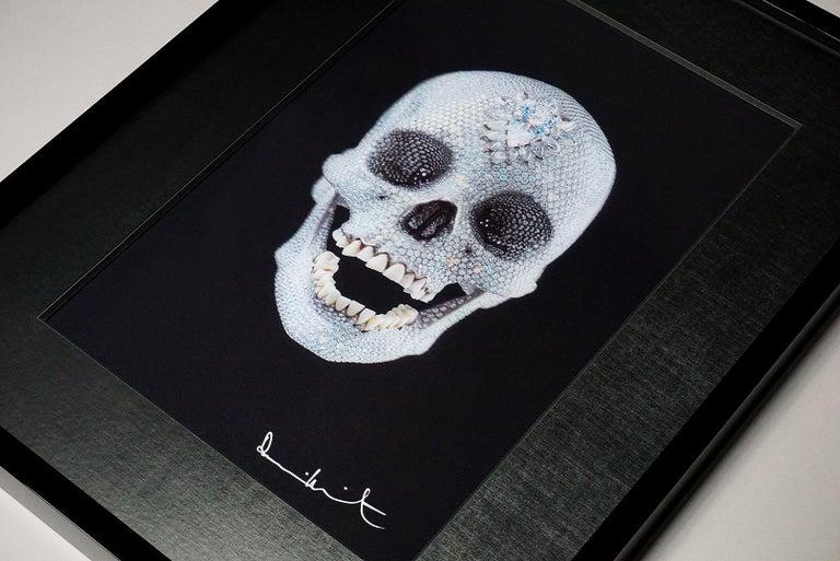 Damien Hirst, 3D Skull, (2012) 1