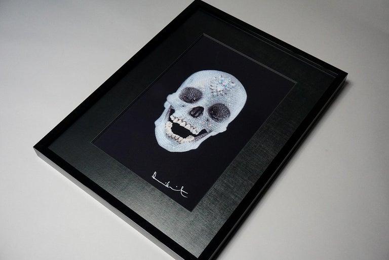 Damien Hirst, 3D Skull, (2012) 2