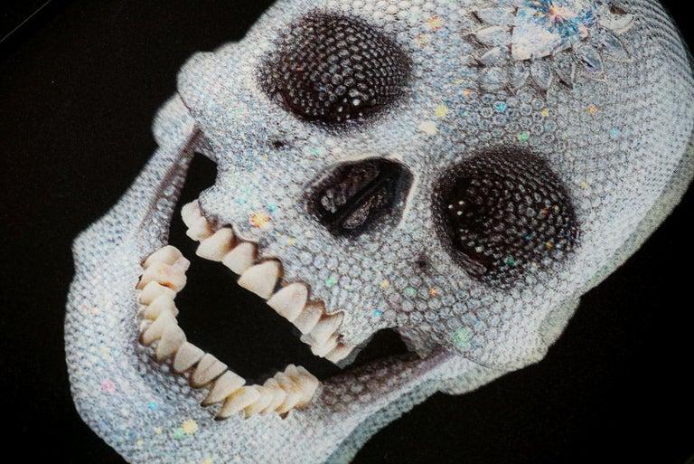 Damien Hirst, 3D Skull, (2012) 4