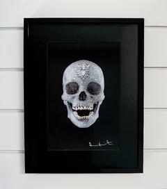 Damien Hirst, 3D Skull, (2012)