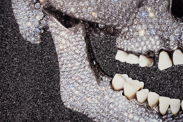 Damien Hirst, 'For the Love of God' Laugh with Diamond Dust, 2007 For Sale 1