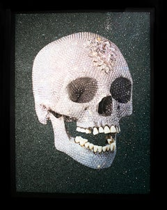 Damien Hirst, For the Love of God - Laugh, (2007)