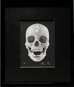 Damien Hirst, 'For The Love Of God' Skull with Diamond Dust, 2007