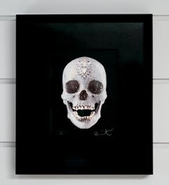 Damien Hirst, For The Love Of God with Diamond Dust (2007)