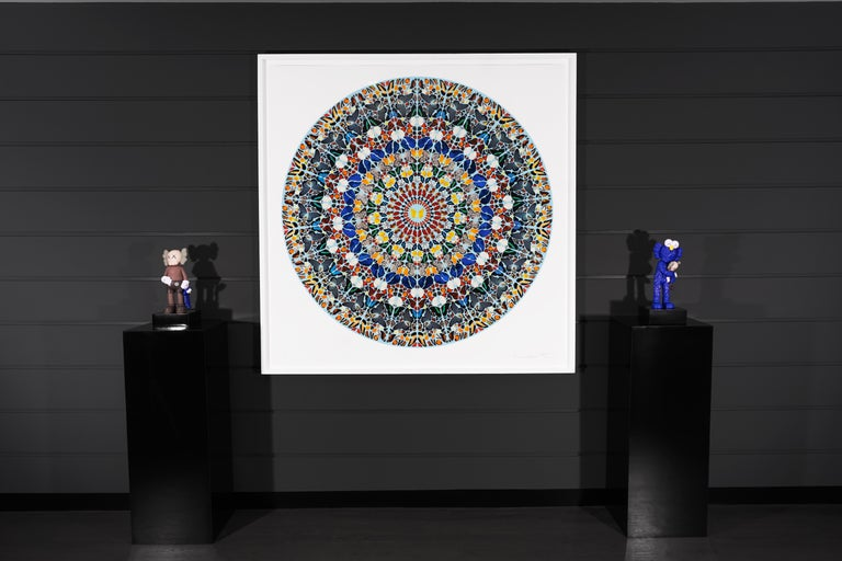 Damien Hirst, Mantra with Diamond Dust, 2011 For Sale 8