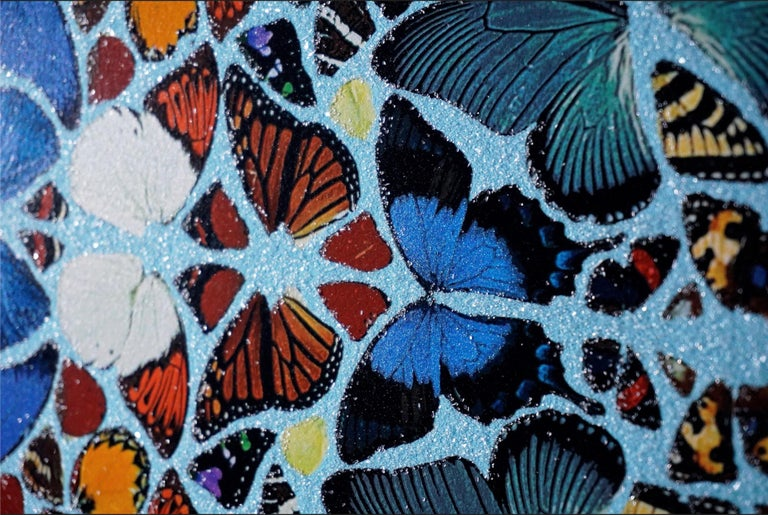 Damien Hirst, Mantra with Diamond Dust, 2011 For Sale 2