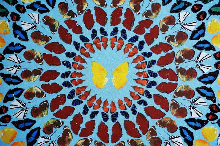 Damien Hirst, Mantra with Diamond Dust (2011) For Sale 2