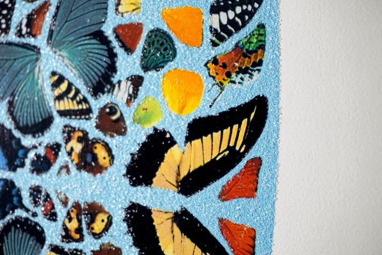 Damien Hirst, Mantra with Diamond Dust, 2011 For Sale 5