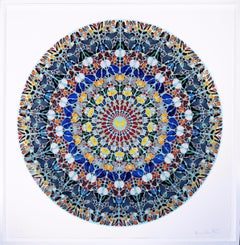 Damien Hirst, Mantra with Diamond Dust (2011)