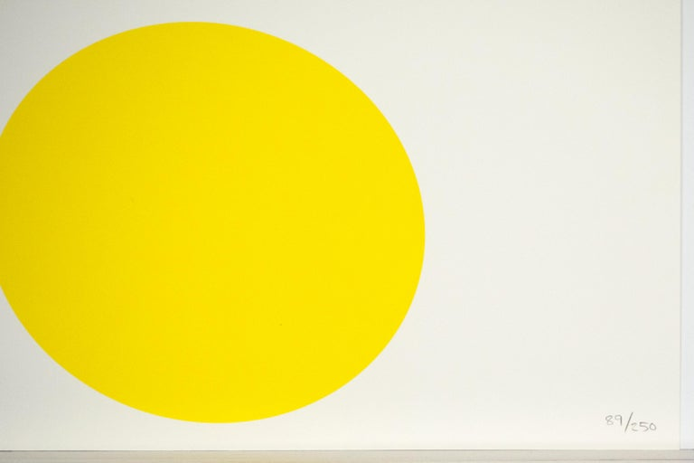 Damien Hirst, Small Mickey Spot, Silkscreen Print, 2014 For Sale 1