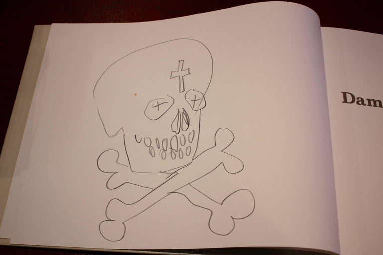 From the Cradle to the Grave - Drawing Edition - WIth Unique Sketches For Sale 4