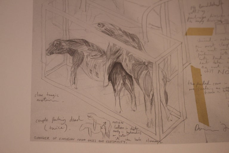 From the Cradle to the Grave - Drawing Edition - WIth Unique Sketches For Sale 7