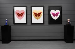 'I Love You Butterflies' Set of Three