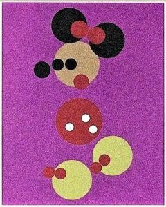Minnie (Pink Glitter)