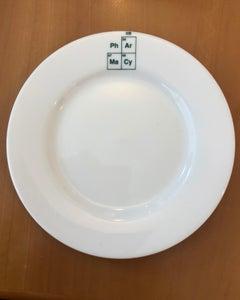 PHARMACY (side plate)