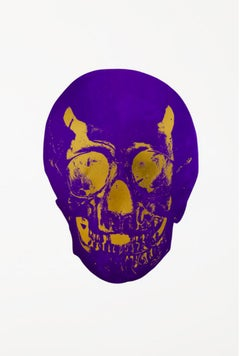 The Dead - Imperial Purple/Oriental Gold