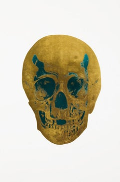 The Dead - Oriental Gold/Turquoise