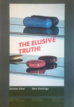 """""""The Elusive Truth! New Paintings"""""""