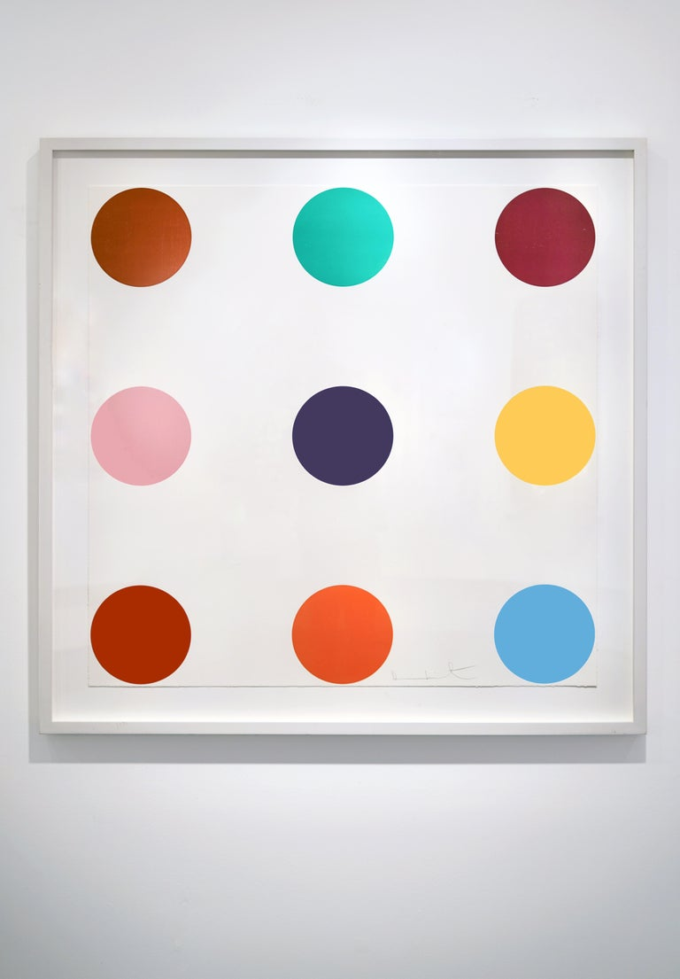 Tryptophan  - Young British Artists (YBA) Print by Damien Hirst