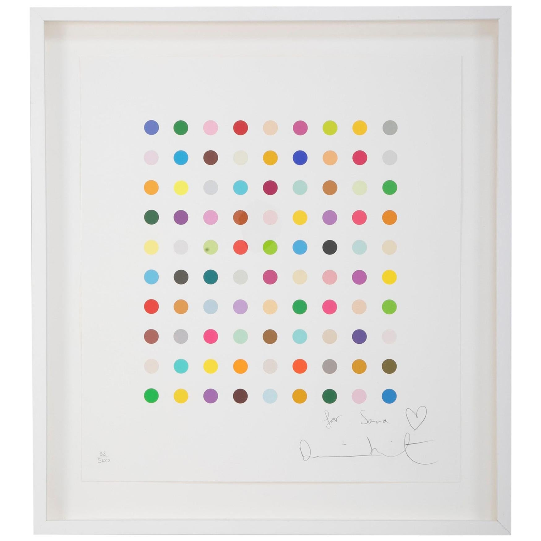 "Damien Hirst, ""Spots"", 2003"