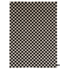 Damier Checkerboard Pattern Rug by CC-Tapis