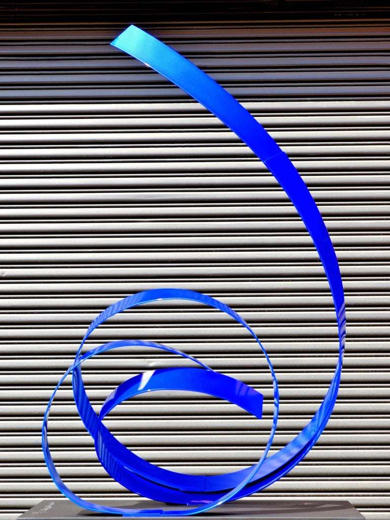 Knot #92B - Sculpture by Damon Hyldreth