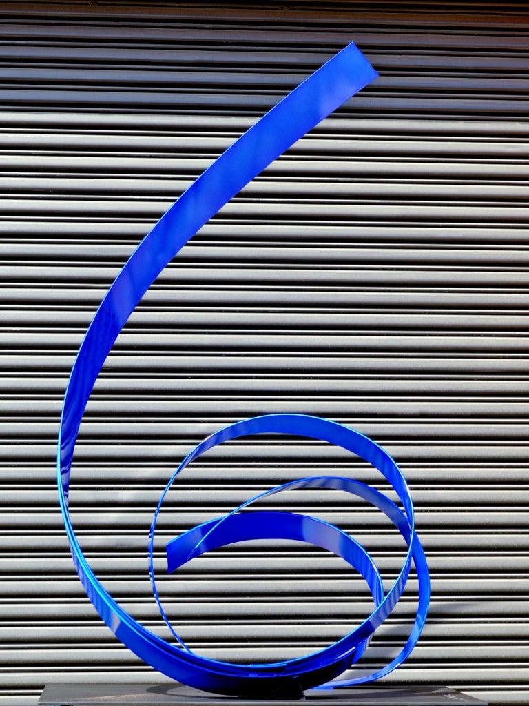 Damon Hyldreth Abstract Sculpture - Knot #92B