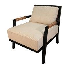 Dan Beige Armchair