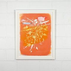 "Dan Christensen ""Orange Crush"""