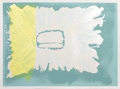 Kansas City, Large Abstract Screenprint by Dan Christensen