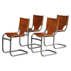 Dan Johnson Metal Chairs