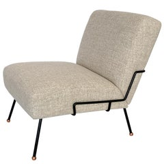 Dan Johnson Slipper Lounge Chair for Pacific Iron