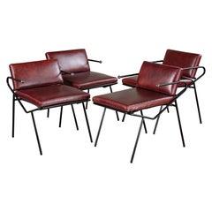 Dan Johnson Style Armchairs
