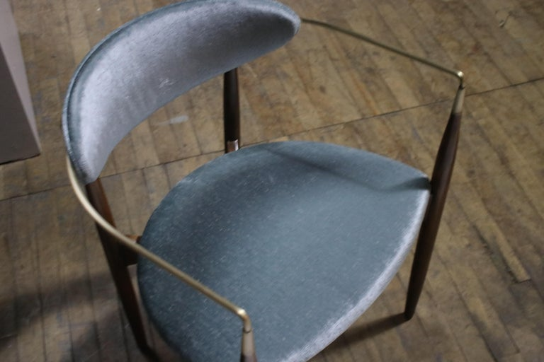 Dan Johnson Viscount Chairs For Sale 3