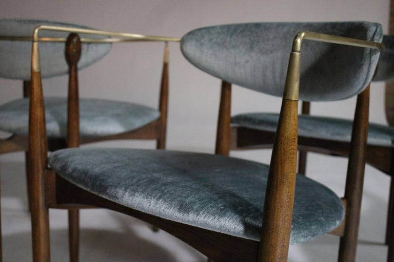 Dan Johnson Viscount Chairs For Sale 1