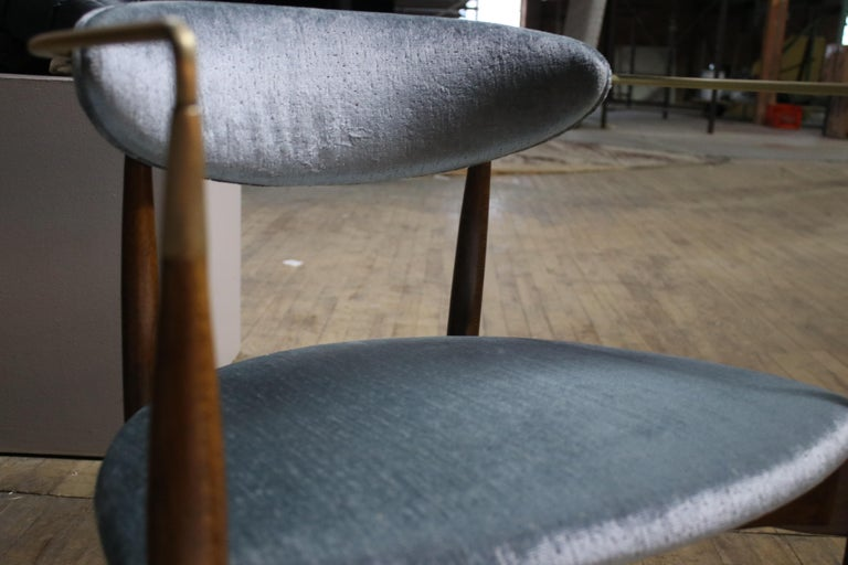 Dan Johnson Viscount Chairs For Sale 2