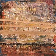 Minglewood, Painting, Oil on Wood Panel