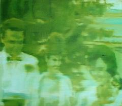 Party, Dan McDermott, Original art, Figurative Painting, Oil on Linen