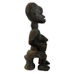 Dan Yucuba Female Figure ca1940 Ivory Coast