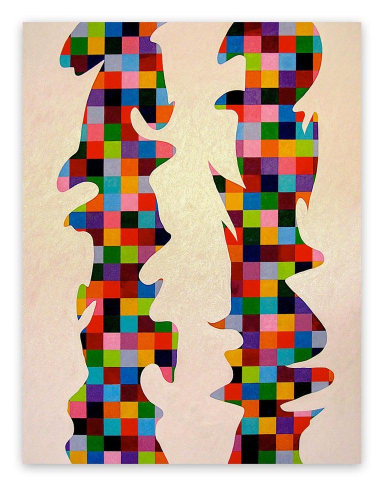 Dana Gordon Abstract Painting - Endless Painting 2