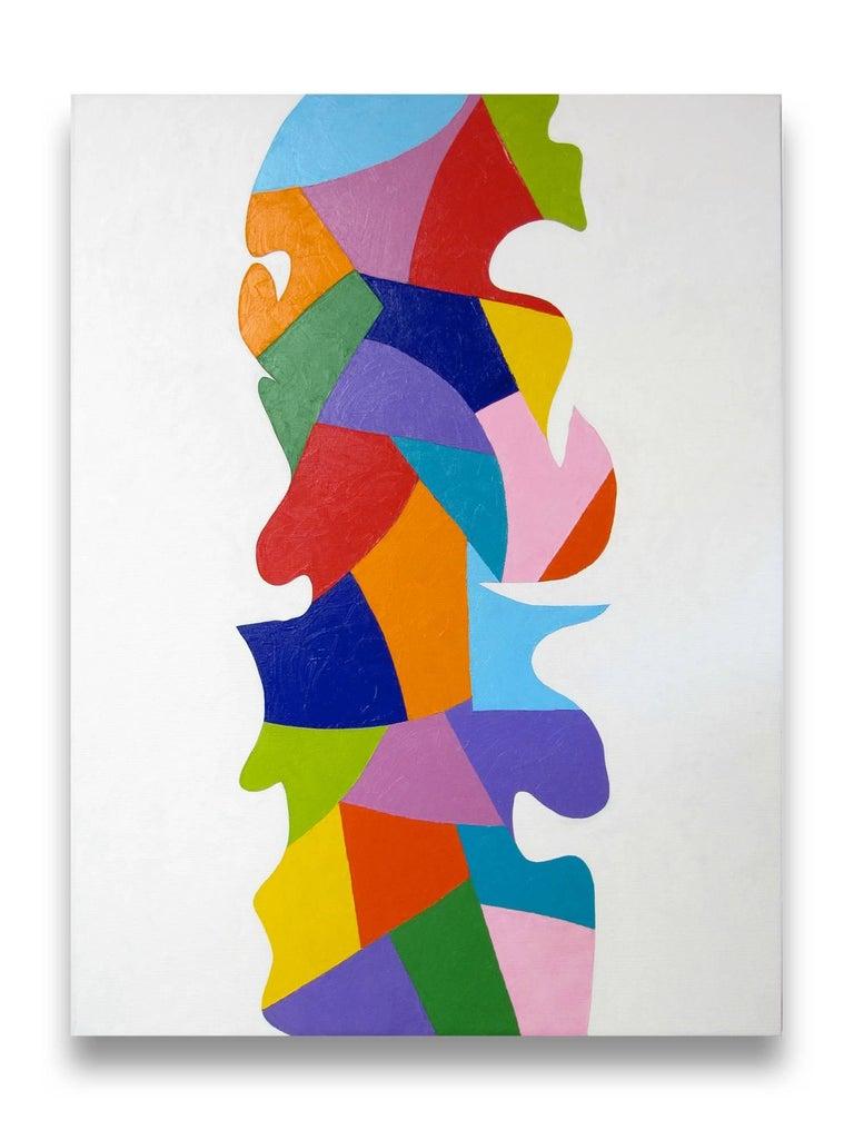 Dana Gordon Abstract Painting - Endless Painting 3