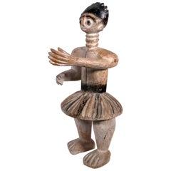 Dancer from a Drum Ensemble Akan Ghana West African Art