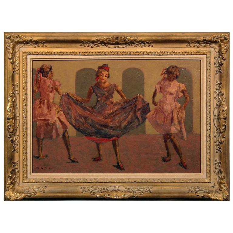 """Dancing Girls"" by Ben Benn"