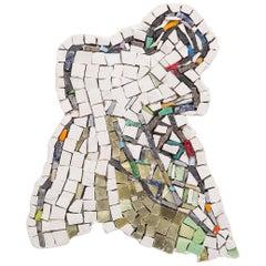 """Dancing"" Mosaic by Toyoharu Kii"