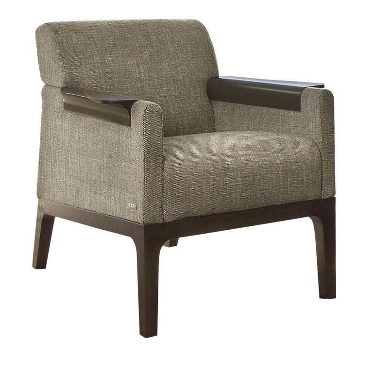 Dandy Melange Armchair For Sale