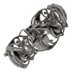 Danecraft Sterling Silver Art Nouveau Bracelet